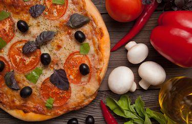 Osteria del Forno a Legna - Pizza