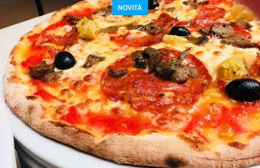 Pizzeria Ristorante Pata De Lobo - Menu Pizza