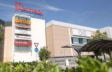 Centro Commerciale Leonardo - Esterno