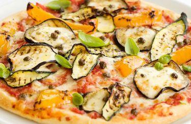 Pizzeria Lo Sfizio - Pizza Verdure Grigliate