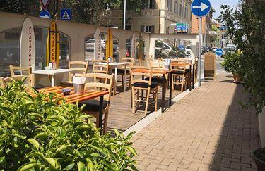 Al Bistrot Food and Drink - Esterno Tavoli