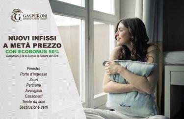 Gasperoni - Finestra