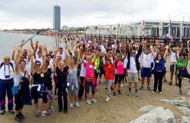 maratona alzheimer - walking in cesenatico