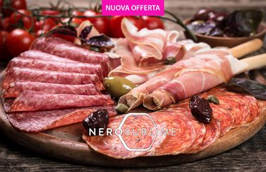 Nero Sublime - Aperitivo