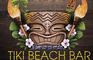 Tiki Beach Bar - Logo