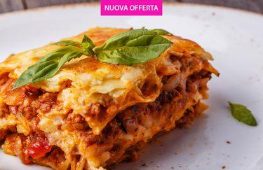 Ristorante Casa Bianca - Lasagne