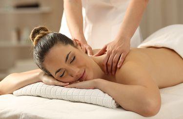 estetica life - massaggio collo