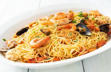 Vigna del Mare - Spaghetti allo Scoglio