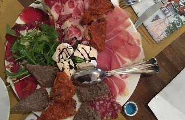 L'Osteria di Via Zannetti - Tagliere