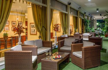 Grand Hotel Fleming- Esterno