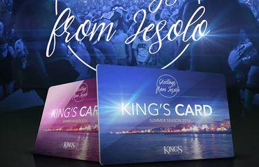 King's Jesolo - Tessera