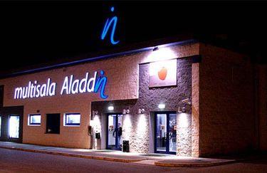 Multisala Aladdin - Esterno
