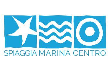 Spiaggia Marina Centro - Logo