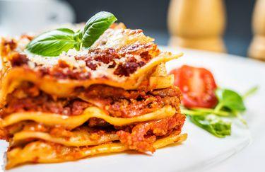 Burro e Salvia - Lasagne