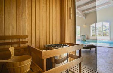 Borgo Condé Whine Resort - Sauna