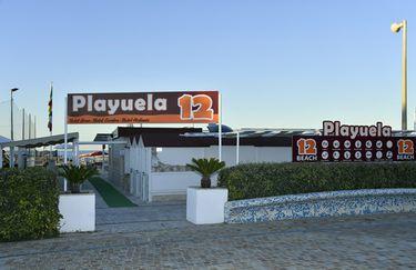 Playuela - Ingresso