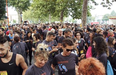 Fondazione Maratona Alzheimer - Folla