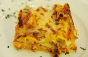 ristorante uldergo - lasagne