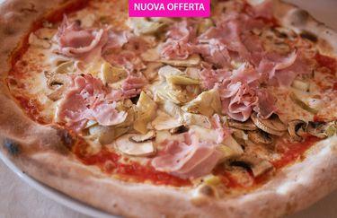 La Giara - pizza