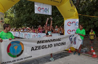 Fondazione Maratona Alzheimer - Traguardo
