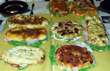 Osteria Pizzeria Acque Salate - Focacce