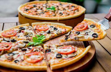 Ristorante Pizzeria La Fenice - Pizze