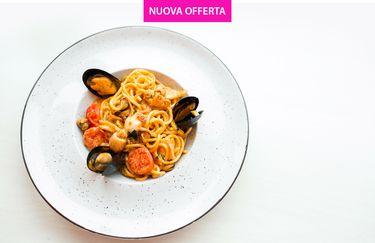 Ristorante Ippocampo - Spaghetti alle Cozze