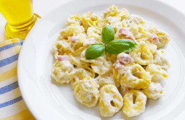 Ristorante Pitto -  Tortellini Panna e Prosciutto