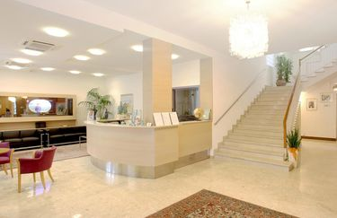 Hotel St. Moritz ***S - Reception