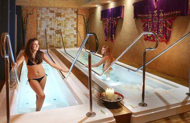 Hotel Adua Regina di Saba - Percorso Kneipp