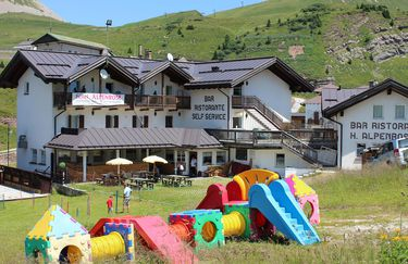 Hotel Alpenrose - Struttura