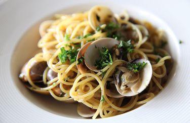rotonda bruscoli - spaghetti vongole