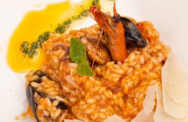Coupon Menù pesce all'Antica Trattoria Vallone a Filo (FE)