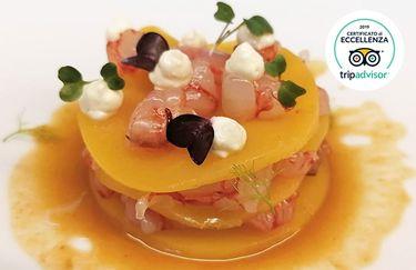 Akami Casa & Bottega - Lasagnetta di Pesce