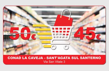 Conad La Caveja - Buono Spesa