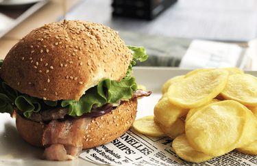 Ghetto Quarantasei - Burger