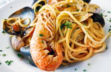 Ristorante Pizzeria Rotonda Bruscoli - Spaghetti