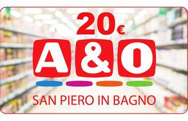 Supermercato A & O - San Piero in Bagno