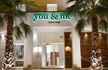 Hotel You&Me - Ingresso