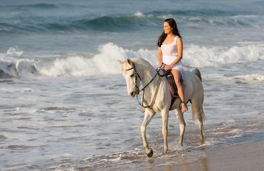 Aloha Beach passeggiata a cavallo