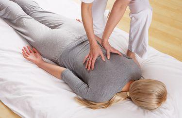 La Clinica del Sale - massaggio shiatsu