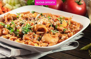 Agriturismo La Ravegnana - pasta fagioli
