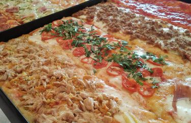 Pizzeria Barriera - Pizza