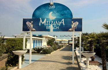 Bagno Miluna - Entrata