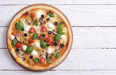 la puracia - pizza