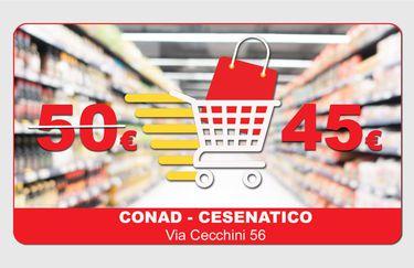 Conad Cesenatico - Buono Spesa
