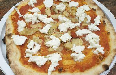 La Tègia Pizzeria - Pizza