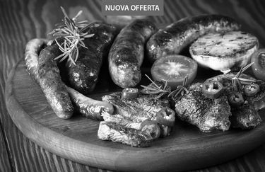 La Pergola Pomposa - Carne