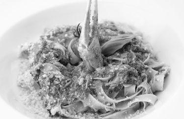 Osteria Passaparola - Tagliatelle al Granchio