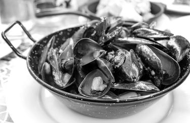 Ristorante Peperosa - Cozze alla marinara